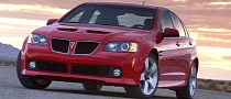 GM to Recall 38,000 Pontiac G8s for Airbag Issue