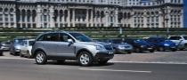 GM to Restart Russian Antara Production in 2010
