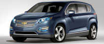 GM to Unveil Volt-Based MPV in Detroit