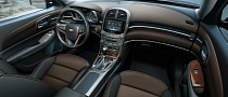 GM Using Oscar in 2013 Chevrolet Malibu Interior Development