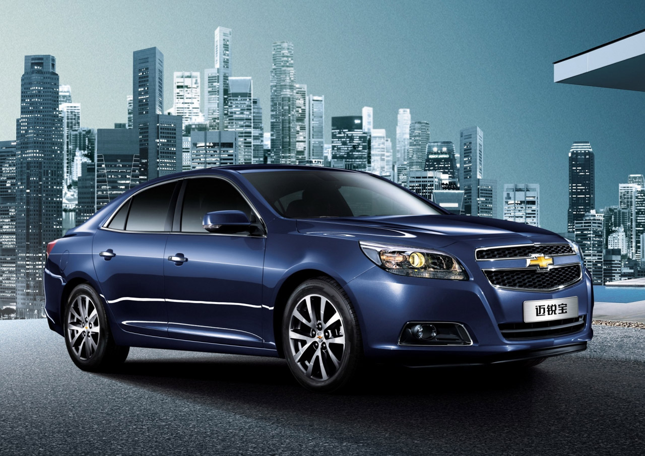 GM Wants to Double Sales in China to 5 Million by 2015 ...