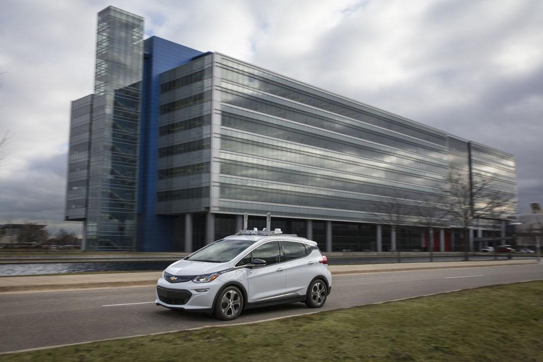 Gm Wants To Beat Tesla To The First Mass Market Autonomous Car Too