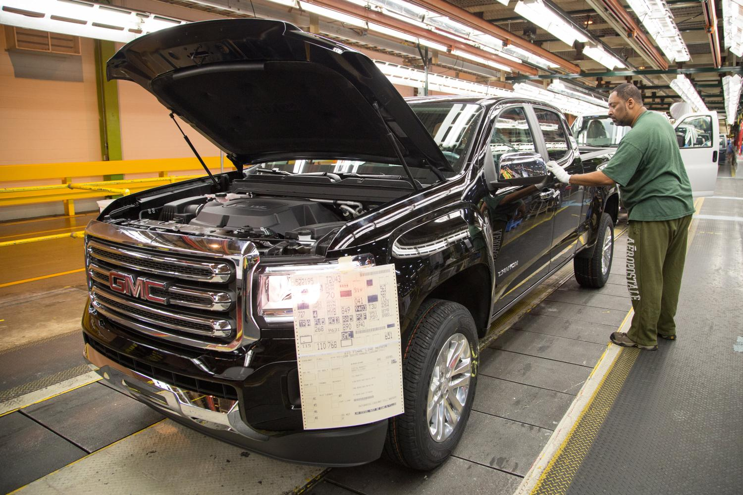 GM Wentzville Assembly Plant Adds Third Shift for Building ...