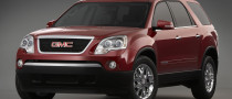 GMC Acadia Could Be Cut from Production
