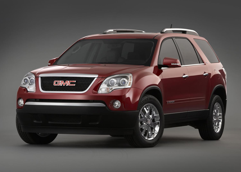 2011 Gmc Acadia Denali >> GMC Acadia Could Be Cut from Production - autoevolution