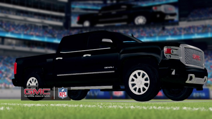 GMC Becomes a Man's Truck in a Man's Videogame