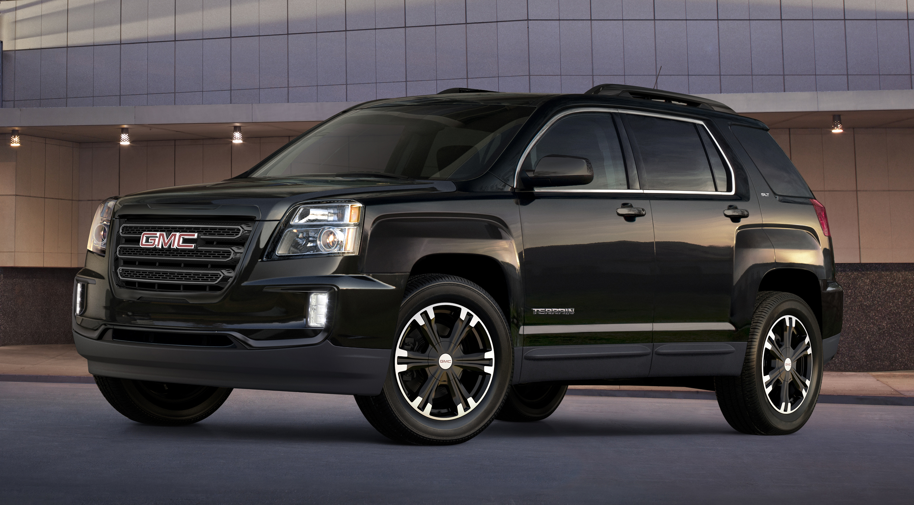 Luxury Cars Under 30k >> GMC Introduces 2017 Terrain Nightfall Edition - autoevolution