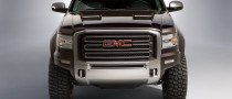 GMC Releases More Images of Sierra All Terrain HD Concept