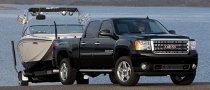 GMC Sierra HD Gets Extra Towing and Payload Capability