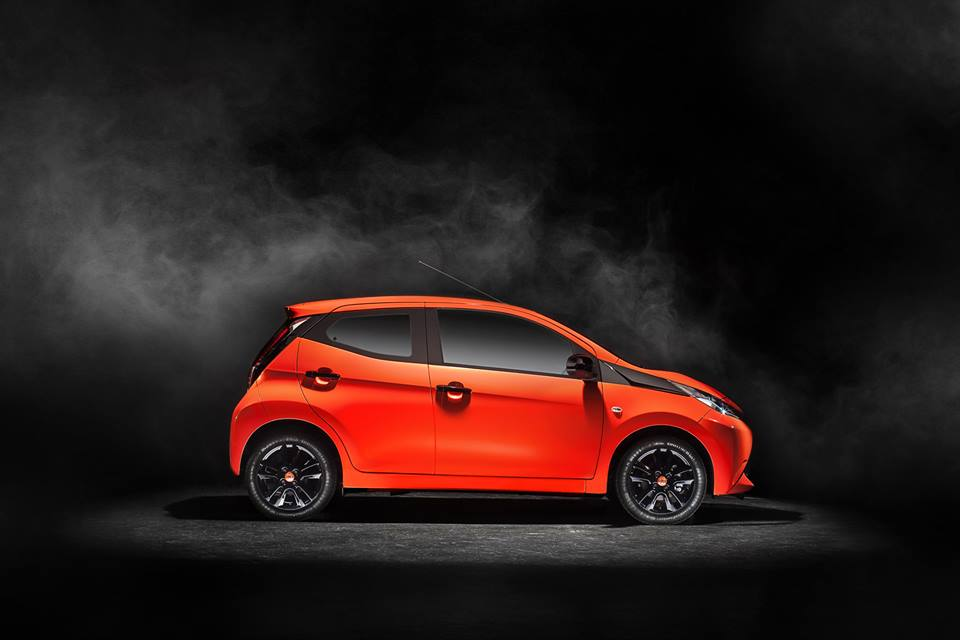 Go Fun Yourself New Toyota Aygo Gets Fully Revealed