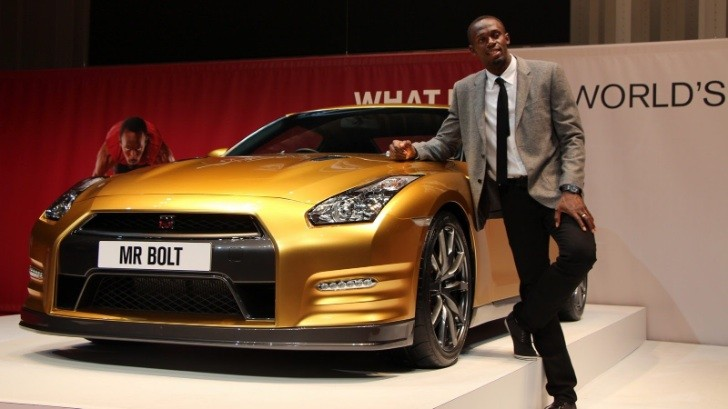 Gold Bolt Nissan GT-R to Be Sold on eBay on November 22nd
