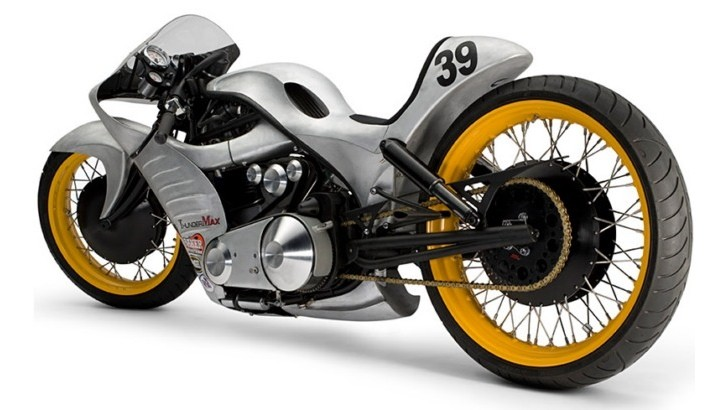 Goldammer Goldmember, Salt Flats Custom Racing Excellence [Photo Gallery]