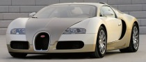 Golden Bugatti Veyron Official Photos