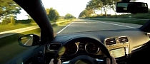 Golf GTI Autobahn Top Speed Video