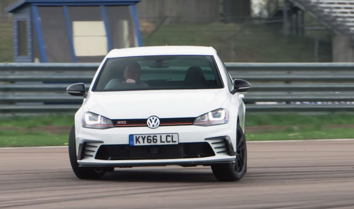 Golf Clubsport S >> Golf Gti Clubsport S And Megane 275 Trophy R Go Nuts In