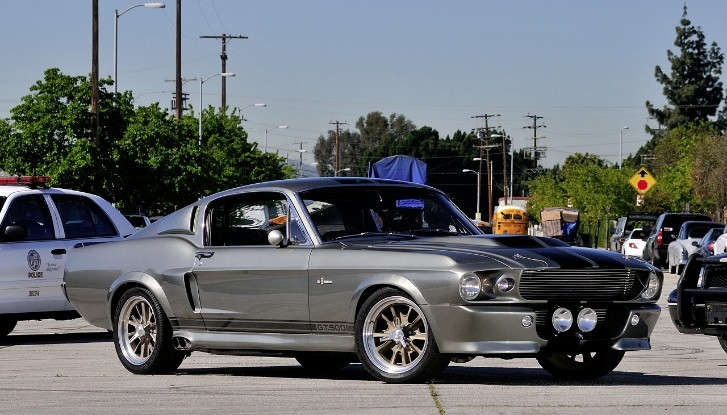 Gone in 60 Seconds Star Eleanor Going Up for Auction [Photo Gallery]