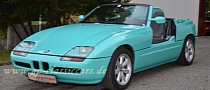 Mint Condition BMW Z1 Roadster for Sale [Photo Gallery]