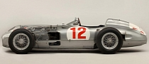 Goodwood 2013: 1954 Mercedes F1 Race Car Sells for Record $29.6 Million