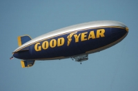 Goodyear Blimp photo