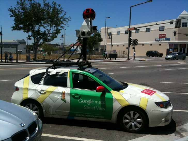 Google Admits it's Street View Cars Violated People's Privacy