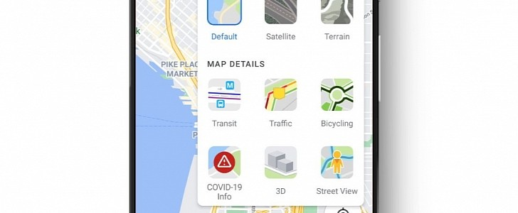 Google Maps Gets Another Update on Android, New Major Feature Announced - autoevolution