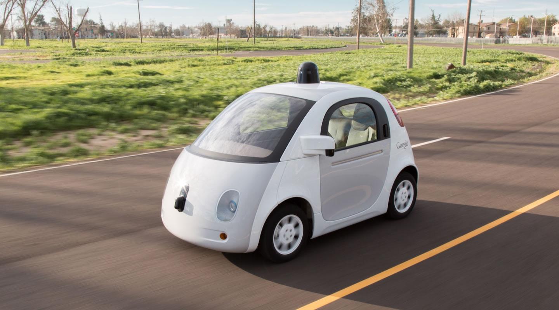 Google Self Driving Car Simulator