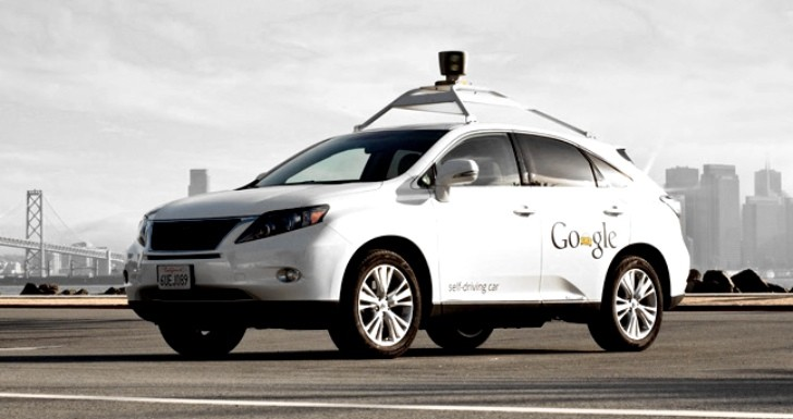 Google Self Driving Cars Rack Up 300,000!