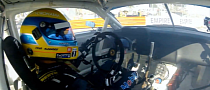 GoPro Formula Drift / IndyCar Action in Long Beach [Video]