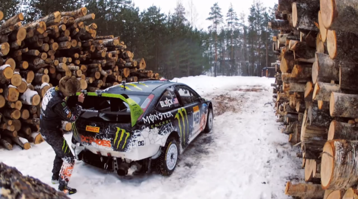 GoPro Latest Ad Features Ken Block In Russia [Video]