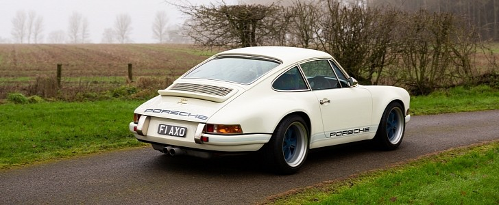 Gorgeous RHD Singer 911 Sells for Record Amount in the UK