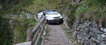 GPS Sends Driver Stuck on Goat Trail