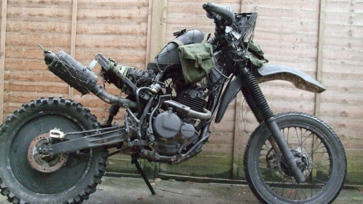 Grabenratte, the Grave Rat Bike [Photo Gallery]