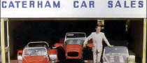 Graham Nearn, Catherham Cars Founder, Dies at 76