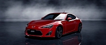 Gran Turismo 5 Will Offer New Toyota GT 86