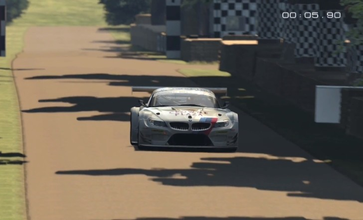 Gran Turismo 6 to Feature Goodwood Hill Climb [Video]