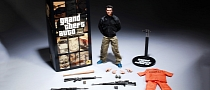 Grand Theft Auto 3 10-Year Anniversary: Android and iPhone Versions, Action Figure