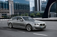 BMW 550i Sophisto Gray - photo
