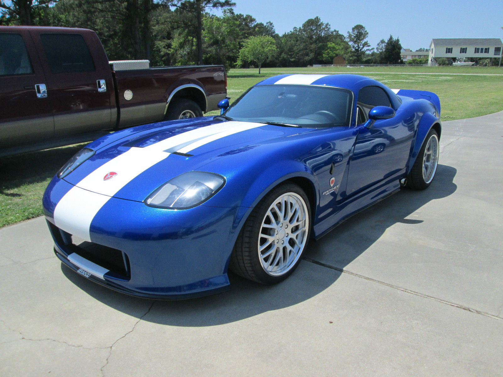 Grand Theft Auto Bravado Banshee For Sale on eBay autoevolution