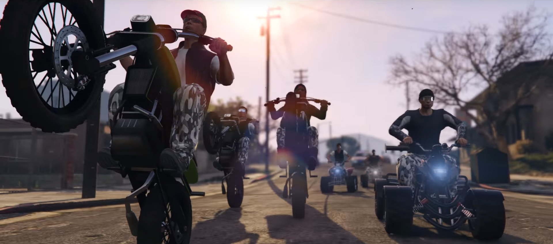 Grand Theft Auto Online Wants You to Live the Life of a