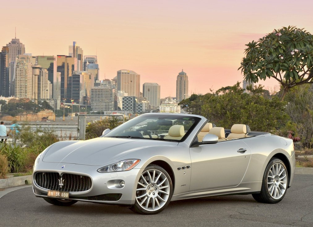 GranTurismo Convertible Helps Maserati Bounce Back in the US ...