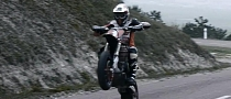 Great Luc1 Supermoto Action Footage [Video]