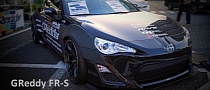 GReddy RocketBunny Widebody Scion FR-S [Video]
