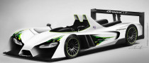 GreenGT LMP H2 Unveiled, Expected to Run at 2012 Le Mans [Video]