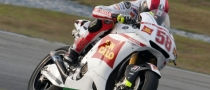 Gresini Honda Reveals MotoGP Livery for 2010