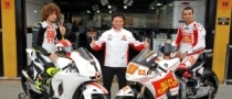 Gresini Sign Deal with ZERORH+ for 2010 MotoGP Season