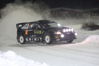Marcus Gronholm in 2010 Rally Sweden