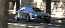 GT 5 SLS AMG Screenshots and Video