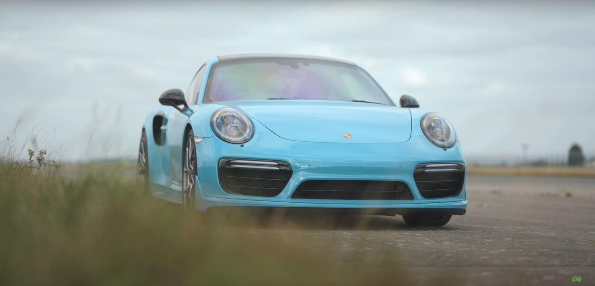 photo of GT-R Drag Races 1,600-HP 911 Turbo S, Godzilla Gets no Mercy image