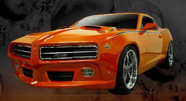 Gt9 Goat Is A Modern Pontiac Gto Judge Autoevolution