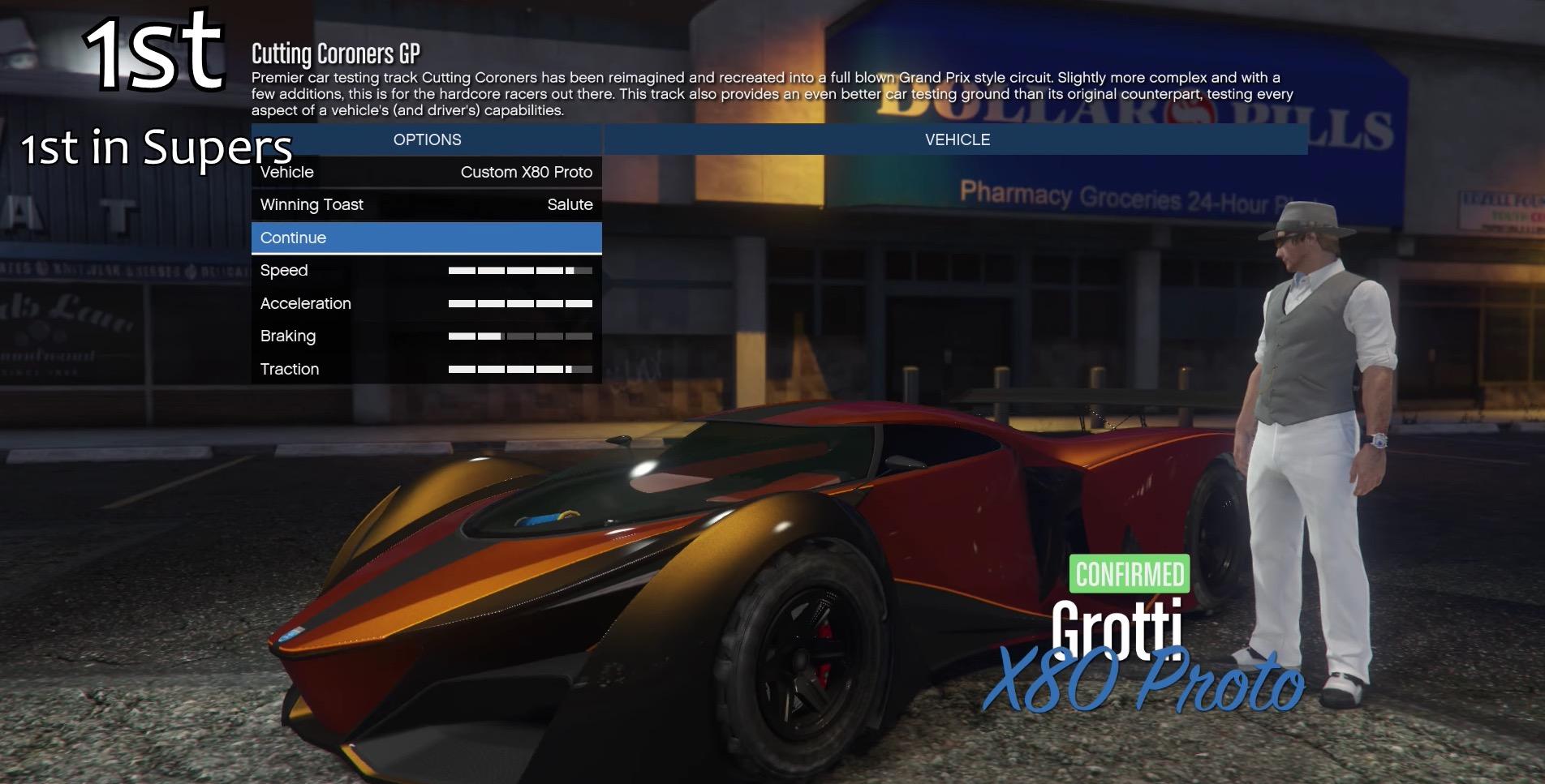 Fastest Car On Gta